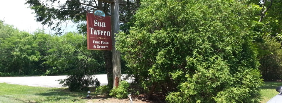 the sun tavern in duxbury south shore restaurant and